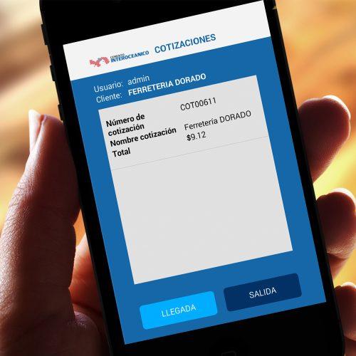 mockup-interoceanico-app-globalsoft